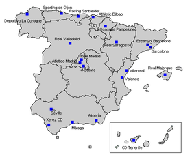 Championnat d 39 espagne de football 2009 2010 wikip dia - Coupe de la liga espagnol ...