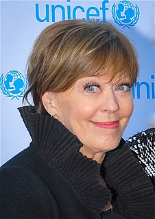 Lill Lindfors Swedish jazz and schlager singer