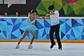 Lillehammer 2016 - Figure Skating Pairs Short Program - Ying Zhao and Zhong Xie 3.jpg