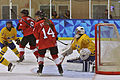 Lillehammer 2016 - Women hockey - Sweden vs Switzerland 60.jpg