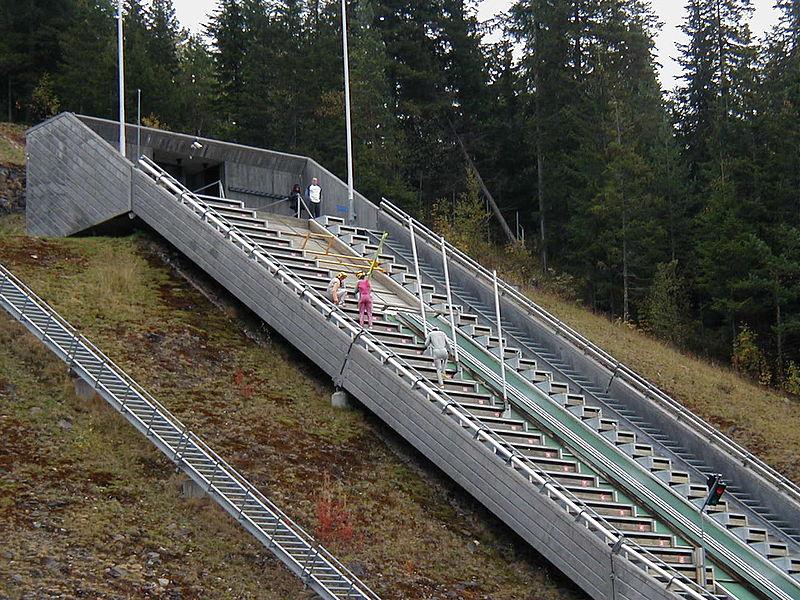 Date menn i Lillehammer