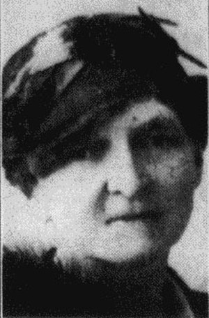 Philip Primrose - Mrs. Lily Primrose in a 1936 article.
