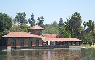 Lincoln Park (Los Angeles) - Lincoln Park Lake