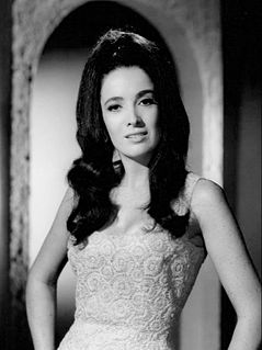 Linda Cristal Argentine-American actress
