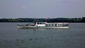 Linienschiff Rethra auf der Lieps - Aug.-2001.jpg