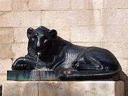 Lion place Sathonay Lyon