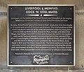Liverpool & Memphis plaque, Mathew Street.jpg