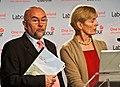 Liz McManus TD and Ruairi Quinn TD - Labour Party (5404537695).jpg
