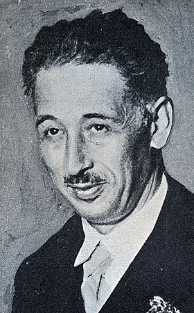 Lluis Companys, second president of the Generalitat of Catalonia between 1933 and 1940, executed by Franco's regime Lluis Companys.jpg