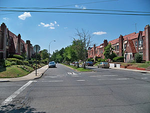 Cambria Heights, Queens - Image: Local Street in Cambria Heights