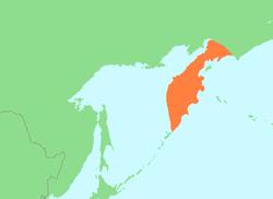 kamcsatka térkép Kamcsatka – Wikipédia