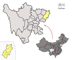 Dazhou City