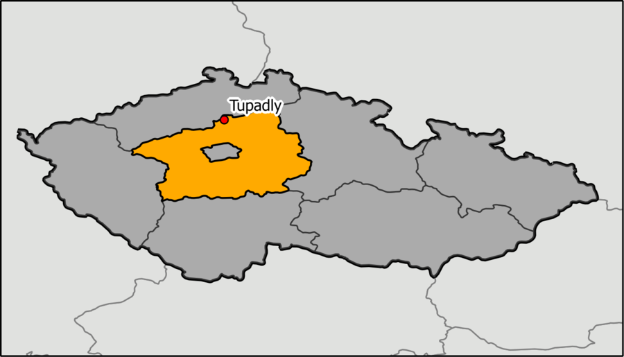 Tupadly (Mělník District)