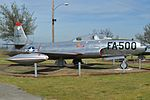 Lockheed F-94A Starfire '92500 - FA-500' (28965917583).jpg