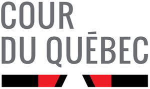 Court of Quebec - Image: Logo Cour Quebec