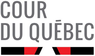 Court of Quebec - Image: Logo Cour Quebec