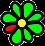 לוגו ICQ המקורי