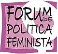 Logo corporativo del Fórum de Política Feminista.jpg