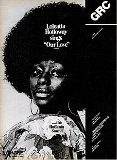 Loleatta Holloway sings 'Our Love', 1973.jpg