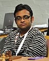 London Chess Classic 2010 Gupta 01.jpg