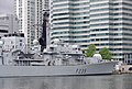 London MMB «H3 City Canal, HMS Richmond.jpg