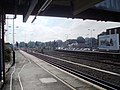 Looking from the platform on Havant Railway Station towards Warblington - geograph.org.uk - 825481.jpg
