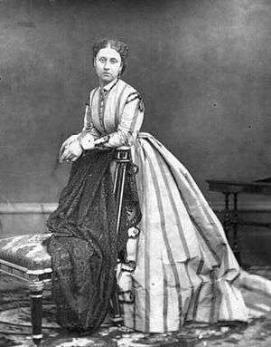 Hamilton Princess & Beach Club - Princess Louise in the 1860s