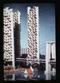 Lower Manhattan Expressway,Model,Manhattan Bridge towers.tif