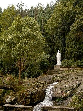 Lu You - Image: Lu You Statue Nanji Hill