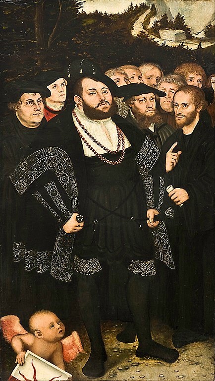Image result for luther and princes