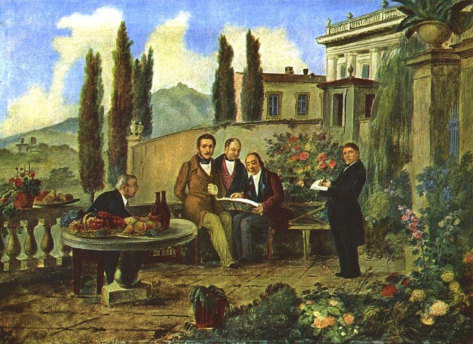 Luigi Deleidi - Donizetti e amici