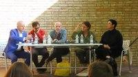 File:Luma Foundation - Maja Hoffmann, Hans Ulrich Obrist, Philippe Parreno, Asad Raza,.webm