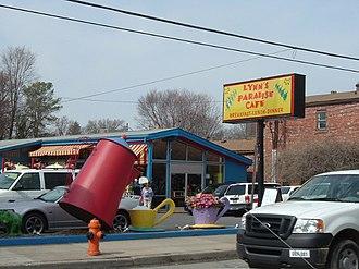Germantown, Louisville - Image: Lynns Par Caf