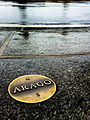 Médaillon Arago, Quai Voltaire, Paris 13 June 2013.jpg