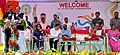 M. Venkaiah Naidu addressing at the National Inter District Junior Athletics Meet, in Visakhapatnam, Andhra Pradesh.jpg