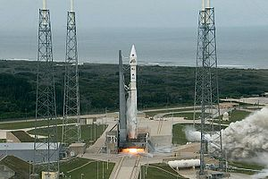 MAVEN - MAVEN – Atlas V ignition (November 18, 2013).