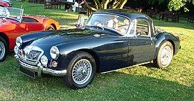 1962 MG MGA MKII | Sports Car Shop