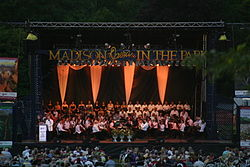 Madison Symphony Orchestra Opera in the Park