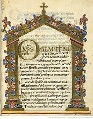 Sacramentary of Robert of Jumièges