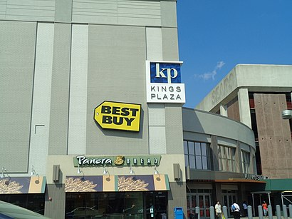 How to get to Kings Plaza Shopping Center in Brooklyn by Bus