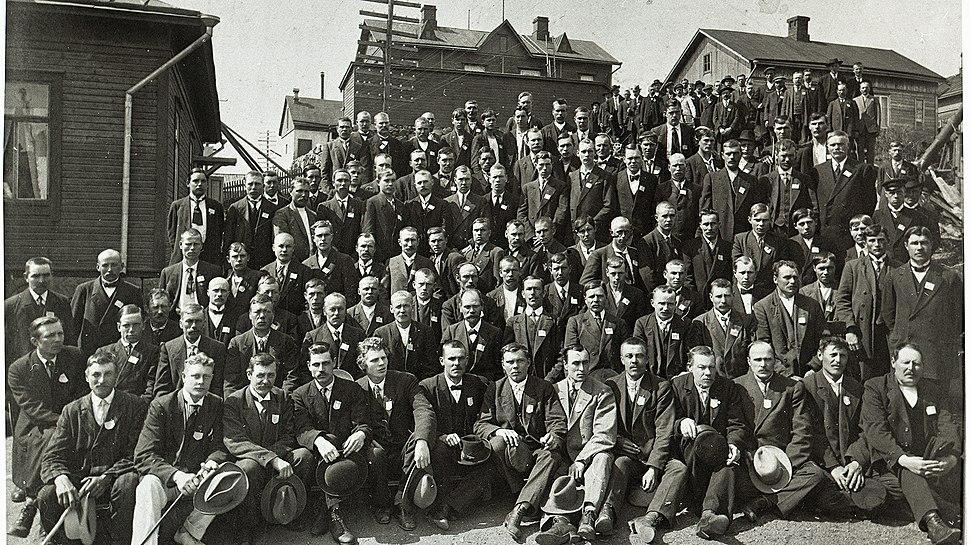 Maaria militia 1917