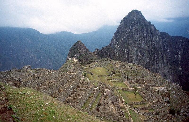visit: Machu Picchu, Peru