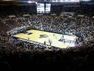 Mackey Arena Athletic arena at Purdue University