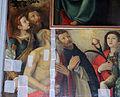 Madonna di g. bugiardini (copia) e cornice-dipinto di artista fiorentino del secondo cinquecento 05.JPG