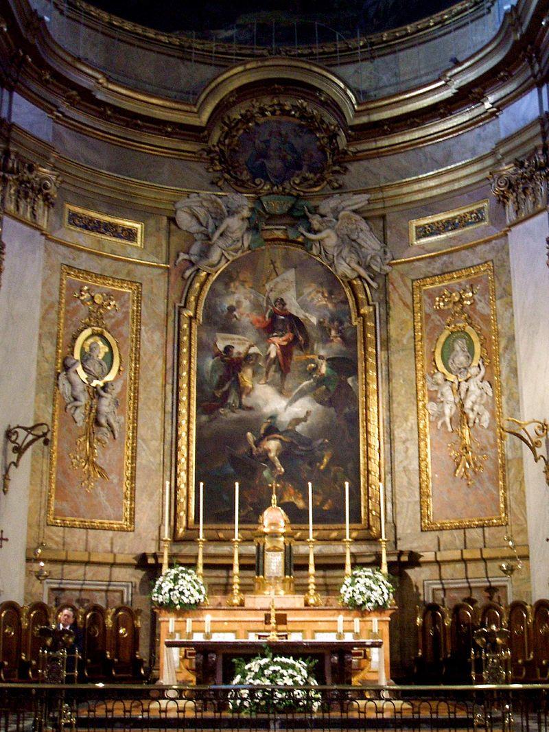 Madrid - Basilica Pontificia de San Miguel 03.jpg