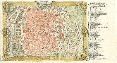 Plano cartograf a wikipedia la enciclopedia libre for Plano de un vivero forestal