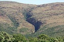 North West (South African province)-Geography-Magaliesberg02