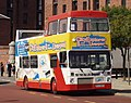 Maghull Coaches MCW open topper in Liverpool.jpg