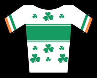 Stephen Roche - Image: Maillot Irlanda