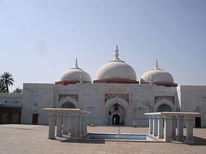 Bhera - Sher Shah Suri Jamia Mosque, 1540 AD